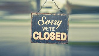Showroom Closed But We Still Operate
